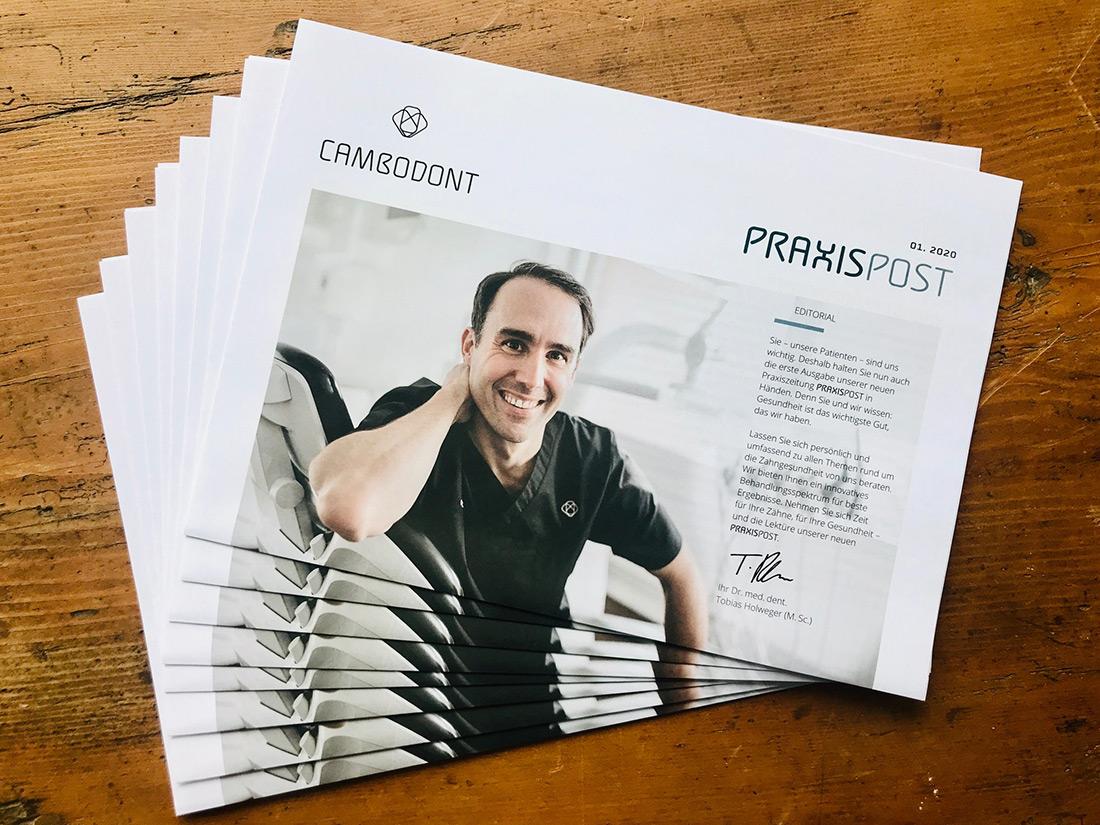 Cambodont Praxiszeitung